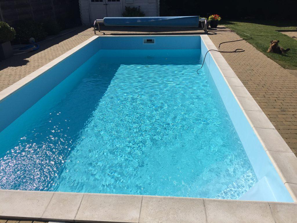 Zorgeloos genieten van uw zwembad